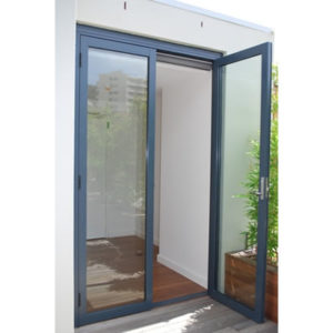 Aluminium Double Hinged Door