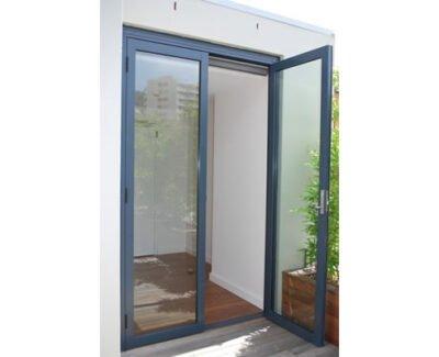 Aluminium Double Hinged Doors