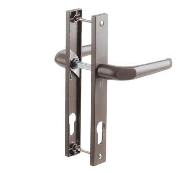 Aluminium Springloaded Door Handle