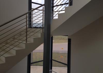 Aluminium Staircase 4