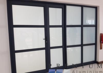 Aluminium door 3