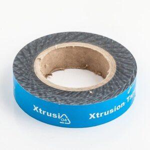 Aluminium Profile Tape 30mm x 100m Blue