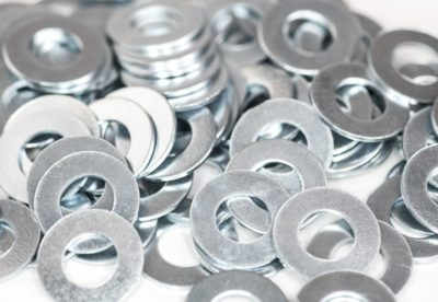 8mm Galvinised Washer for Rod