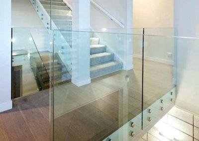 Premium Aluminium Glass Balustades
