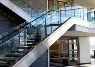 Premium Glass Railing Balustarde