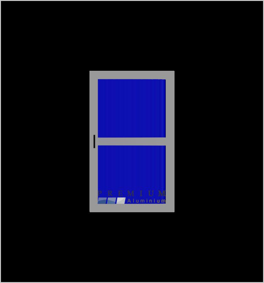 Hinged Door or Pivot Door Configuration